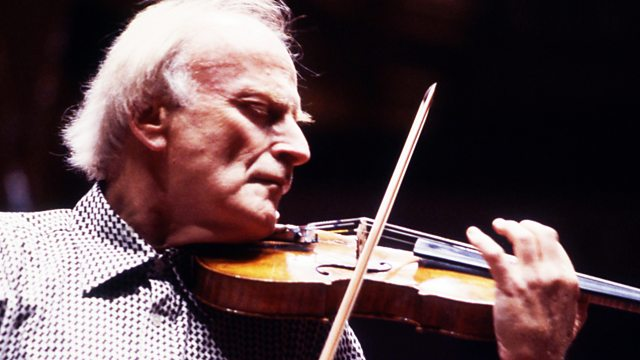 BBC Four - Virtuoso Violinists at the BBC