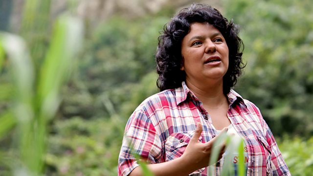 Berta Kim >> Bbc World Service World Update Who Killed Berta Caceres