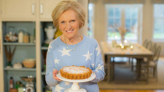 Apple Cake Recipe Uk Bbc: Mary Berry's Hot Cross Buns Recipe