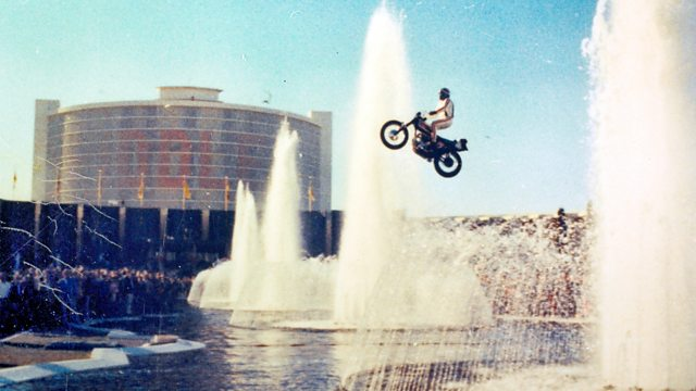 Being Evel Knievel