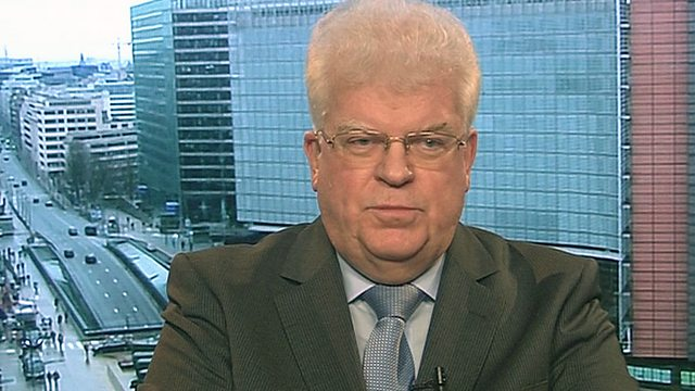 Vladimir Chizhov - Russia's Ambassador to the European Union