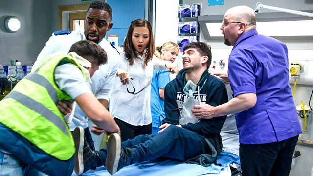 bbc one casualty series 30 tangled webs we weave