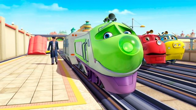 Koko Pulls it Off ‹ Series 1 ‹ Chuggington