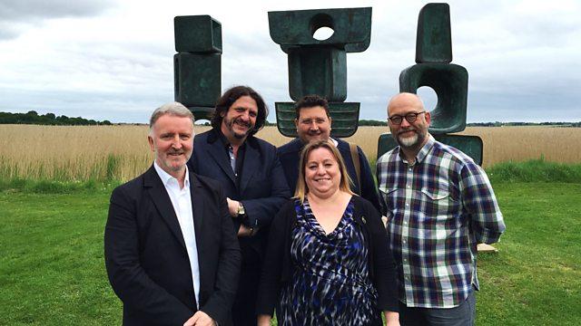 BBC Radio 4 - The Kitchen Cabinet, Series 13, Aldeburgh