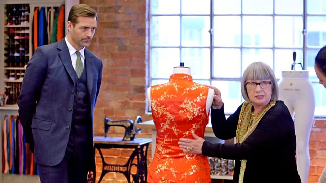 Bbc Two The Great British Sewing Bee Series 4 International Week