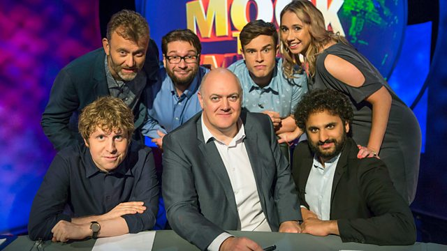 BBC Two - Mock the Week, Series 15, Episode 1