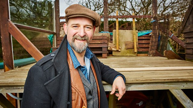 Bbc Two Britain S Most Spectacular Backyard Builds
