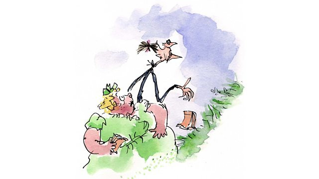 BBC Radio Wales - BBC Radio Wales's Favourite Roald Dahl Character, Aunt Spiker & Aunt Sponge - James and the Giant Peach
