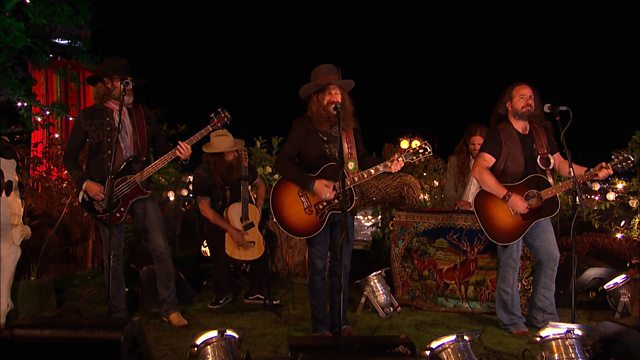 bbc music glastonbury 2016 friday part 2 blackberry smoke one horse town bbc two session. Black Bedroom Furniture Sets. Home Design Ideas