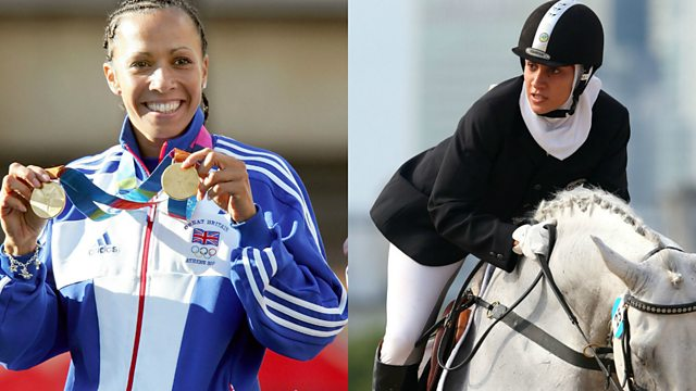 BBC World Service - The Conversation, Olympians: Dame Kelly Holmes