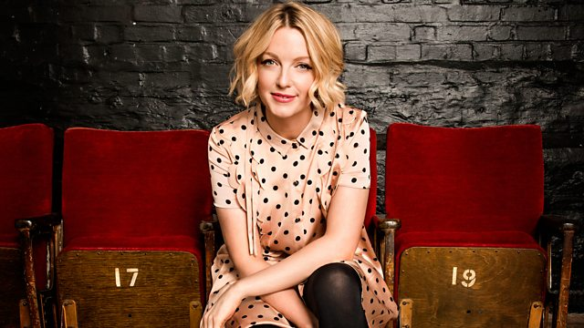 Lauren Laverne - With the Desert Island Disco