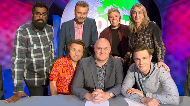 BBC Two - Mock the Week, Series 15, Episode 7
