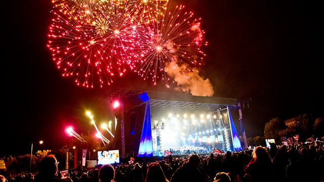 Proms in the Park Highlights - Glasgow