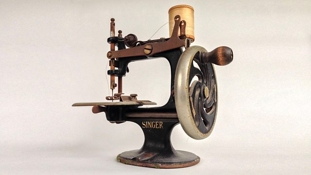 BBC Radio 400 Archive On 400 Song Of The Singer Sewing Machine Beauteous How To Work A Singer Sewing Machine