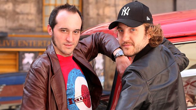 BBC Radio 4 - Funny from the Fringe, Day 22: Seann Walsh and