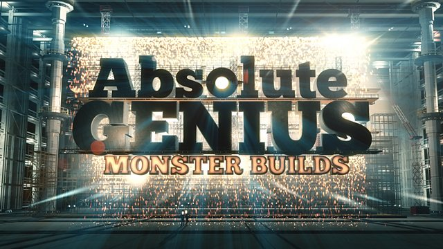 Absolute Genius: Monster Builds
