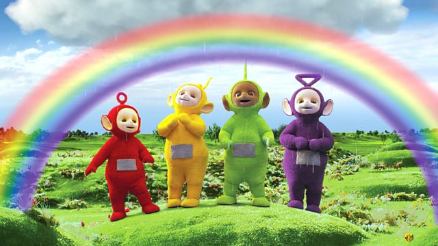 Rainbow Series 1 Teletubbies