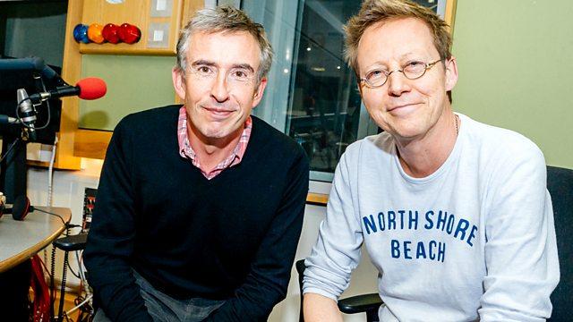 BBC Radio 2 - Simon Mayo Drivetime, Steve Coogan