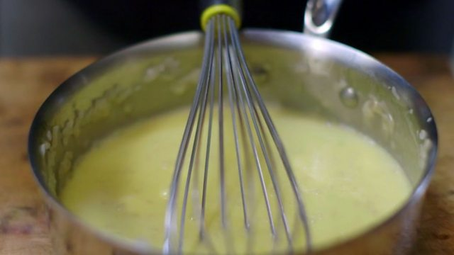 How to make beurre blanc bbc food
