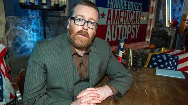 Image result for FRANKIE BOYLE AMERICAN AUTOPSY