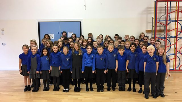 St Martins School >> Bbc Radio Devon Simon Bates 28 11 2016 St Martin S C Of