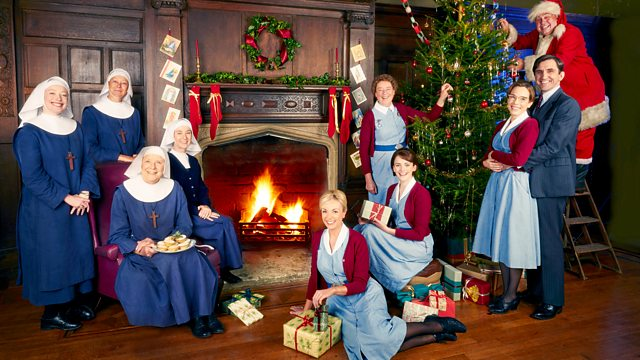 Call The Midwife Christmas Special.Bbc One Call The Midwife Christmas Special 2016