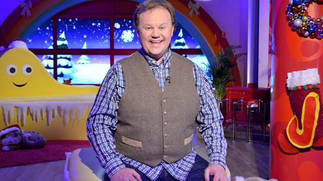 Justin Fletcher - The Night Before Christmas