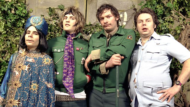 Image result for the mighty boosh