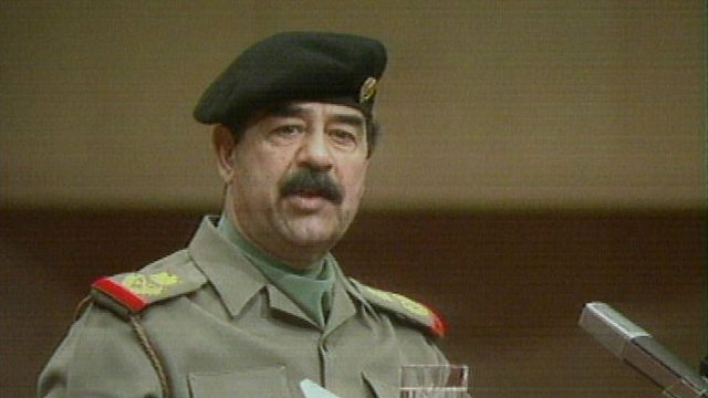BBC Radio 4 - Best of Today, Interrogator: Saddam Hussein was witty