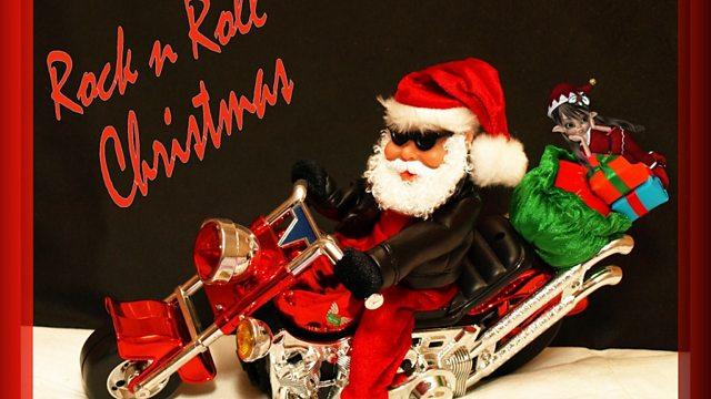 bbc local radio geoff barker rock n roll the saturday night rock n roll christmas party - Rock Christmas