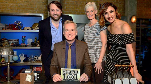 BBC One - Room 101, Series 6, Episode 2