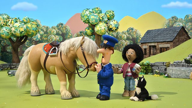 Postman Pat and the Clippy Claws