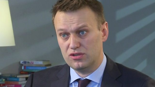 Alexey Navalny, Chairman, Russian Progress Party