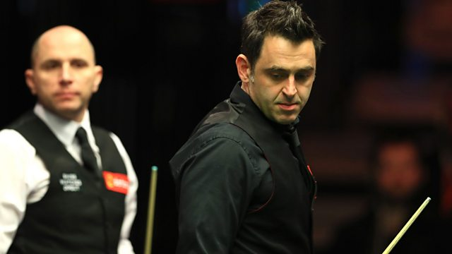 Final: Ronnie O'Sullivan v Joe Perry - Part 2