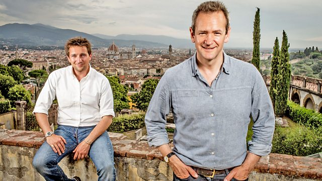 BBC One - Italy's Invisible Cities, Series 1, Florence