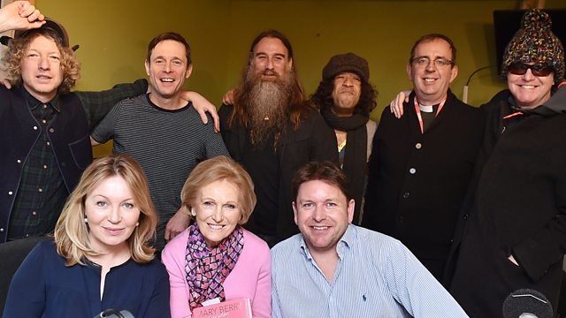 BBC Radio 2 - The Chris Evans Breakfast Show, Mary Berry