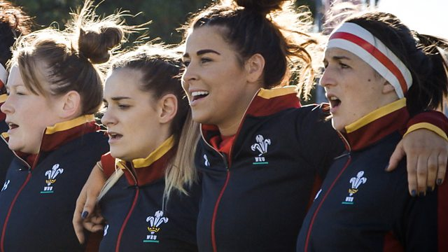 Wales Women: Inside the Scrum