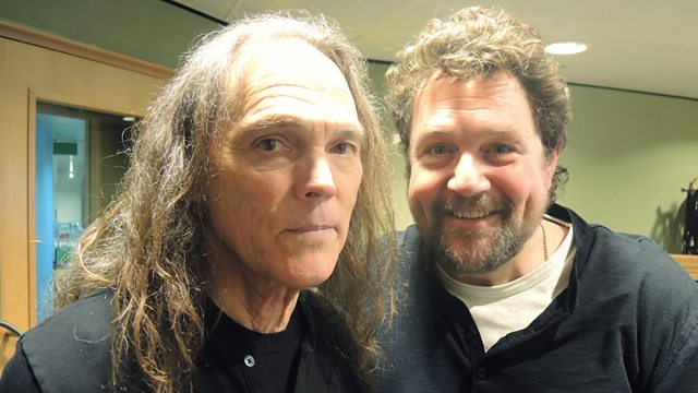 BBC Radio 2 - The Michael Ball Show, Timothy B Schmit of the