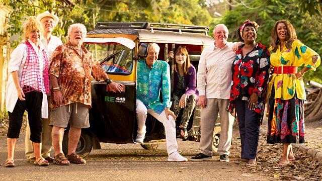 The Real Marigold Hotel