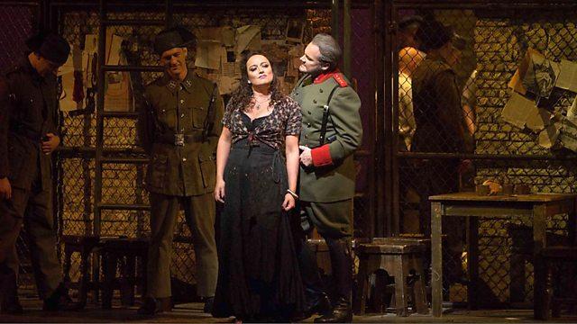 BBC Radio 3 - Opera on 3, Live from the Met, Bizet's Carmen