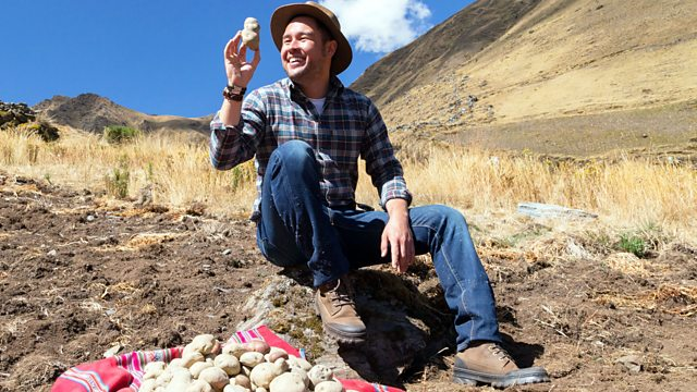 Afbeeldingsresultaat voor the secrets of your food peru
