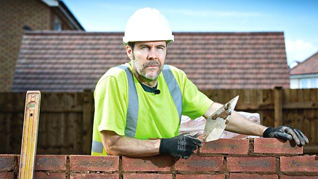 bbc one rhod gilbert s work experience series 7 builder