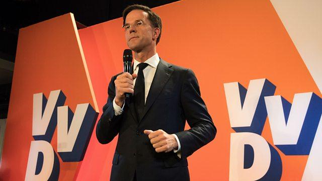 Newshour, Dutch PM Celebrates Election Win
