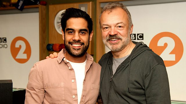 BBC Radio 2 - Graham Norton, With Sacha Dhawan, Milton Jones and the ... Sacha Dhawan 24