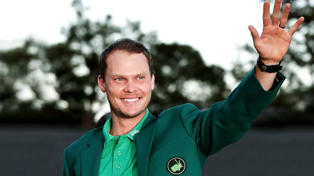 When Danny Won the Masters