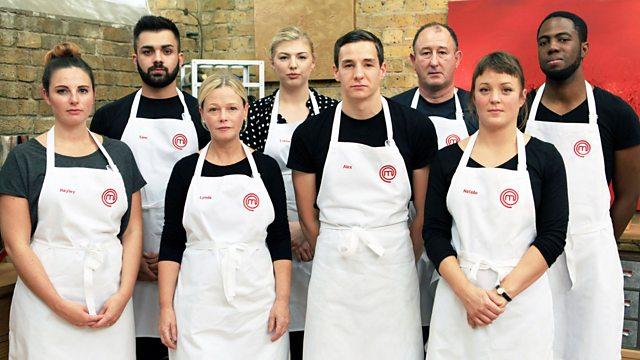 Master Chef: MasterChef, Series 13, Episode 10