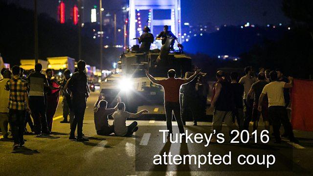 Erdogan's Turkey - BBC News