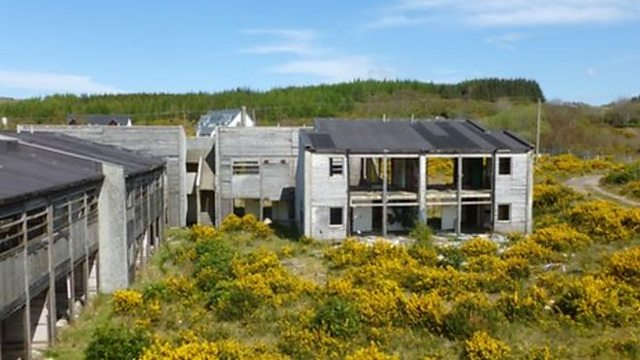 BBC Scotland - BBC Scotland - The 'ghost village' of Polphail