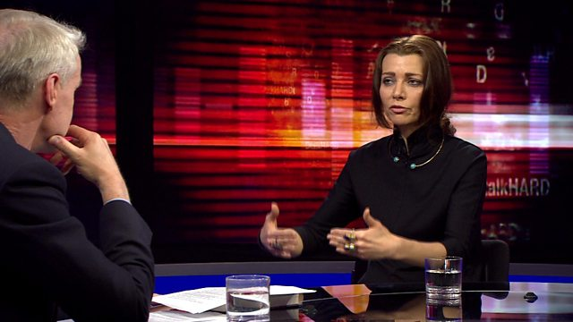 BBC News Channel - HARDtalk, Elif Shafak