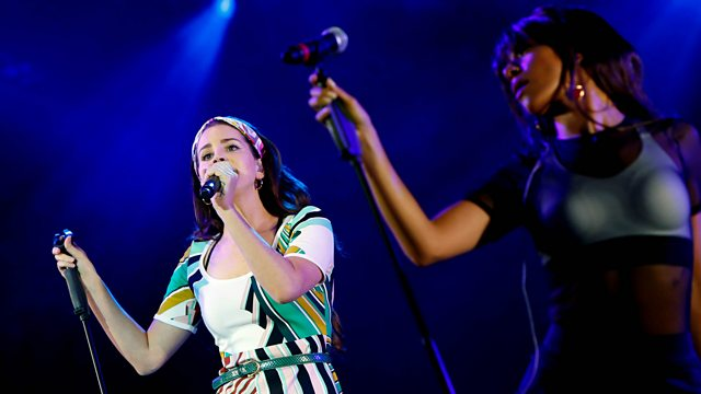 Bbc Radio 1 Bbc Radio 1 S Big Weekend 2017 Lana Del Rey Lust For Life Radio 1 S Big Weekend 2017